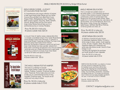 Buy these Anglo-Indian Cookery Books here