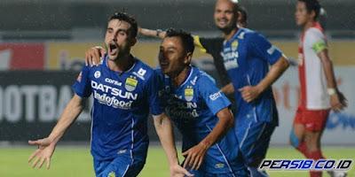Persib Bandung Menang 3-2 atas PSM Makassar