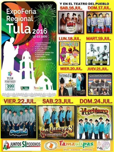 expo feria tula 2016