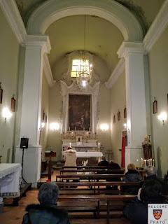 Interno - Oratorio - Sant'Antonio Abate