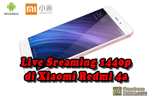 Live Sreaming 1440p