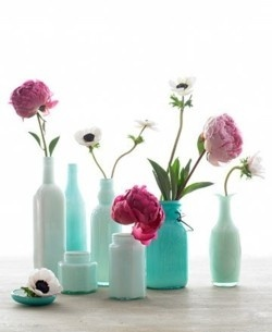 Cara Membuat Kerajinan Tangan Yang Mudah, Vas Dari Botol Bekas 8