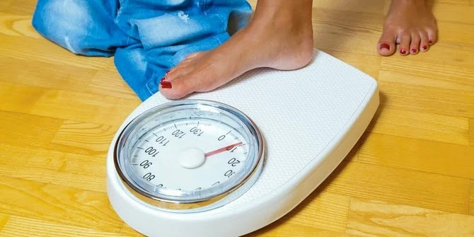 Waktu Yang tepat untuk menimbang berat badan