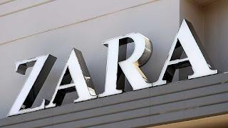 Thương hiệu thời trang Zara