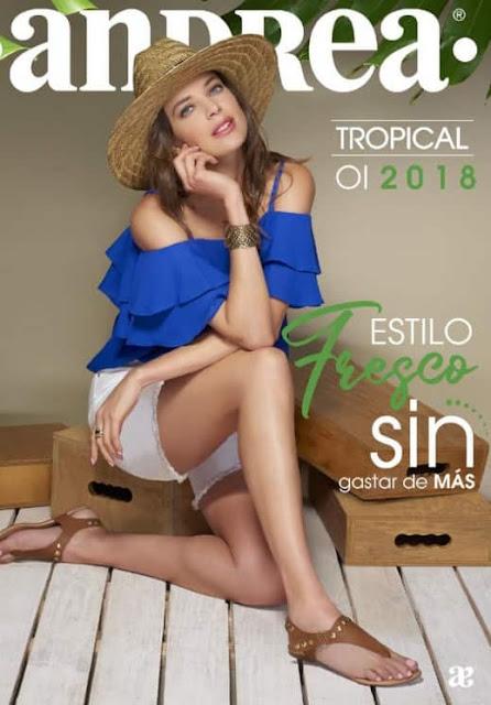 Catalogo Andrea Tropical Otoño Invierno 2018
