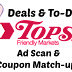 Tops Ad Scan & Coupon Matchups