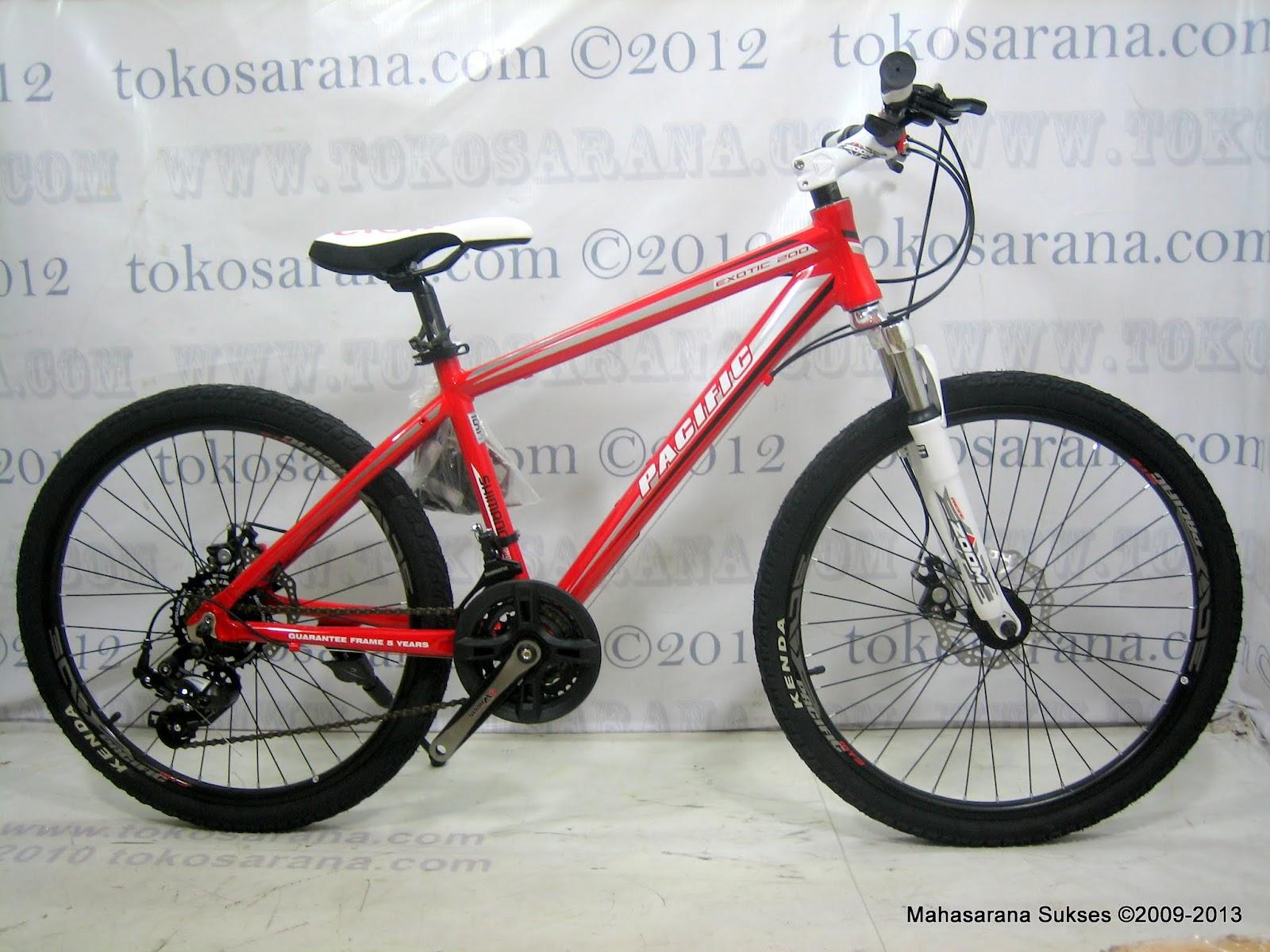 tokosarana™ | Mahasarana Sukses™: Sepeda Gunung Remaja