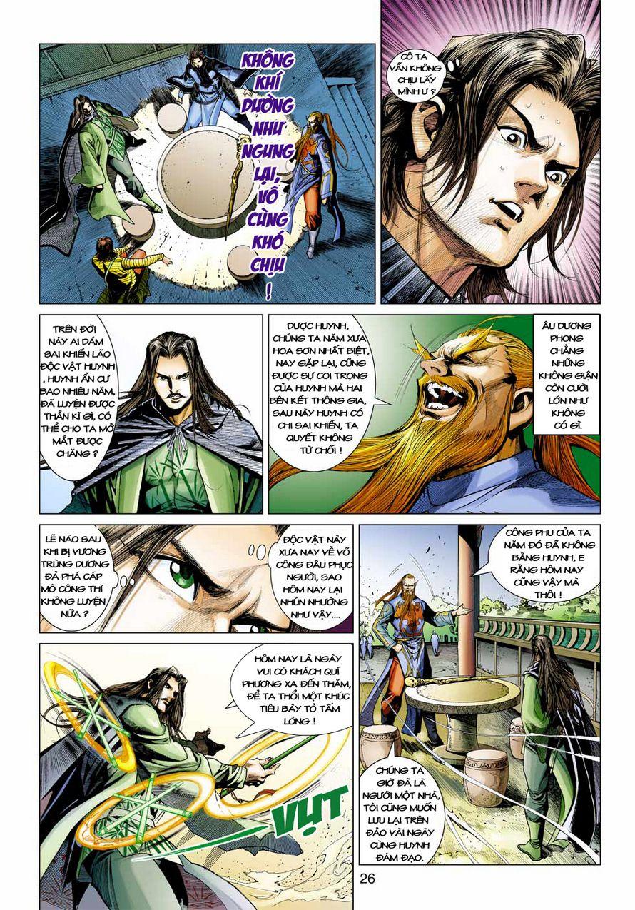 Anh Hùng Xạ Điêu anh hùng xạ đêu chap 43 trang 25