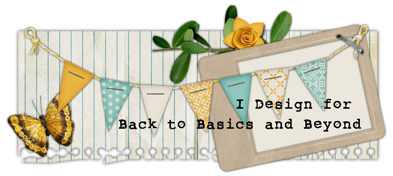 Back to basics and beyond challenge blog