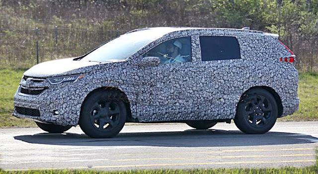 Honda CR-V 2017 Release Date Australia