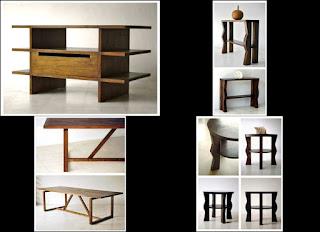 Salsa Desk 02 adalah meja selasar yang unik dan mewah dengan harga yang sesuai dengan kualitasnya