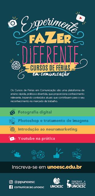 http://www.unoesc.edu.br/cursos/evento-single/cursos-de-ferias-experimente-fazer-diferente