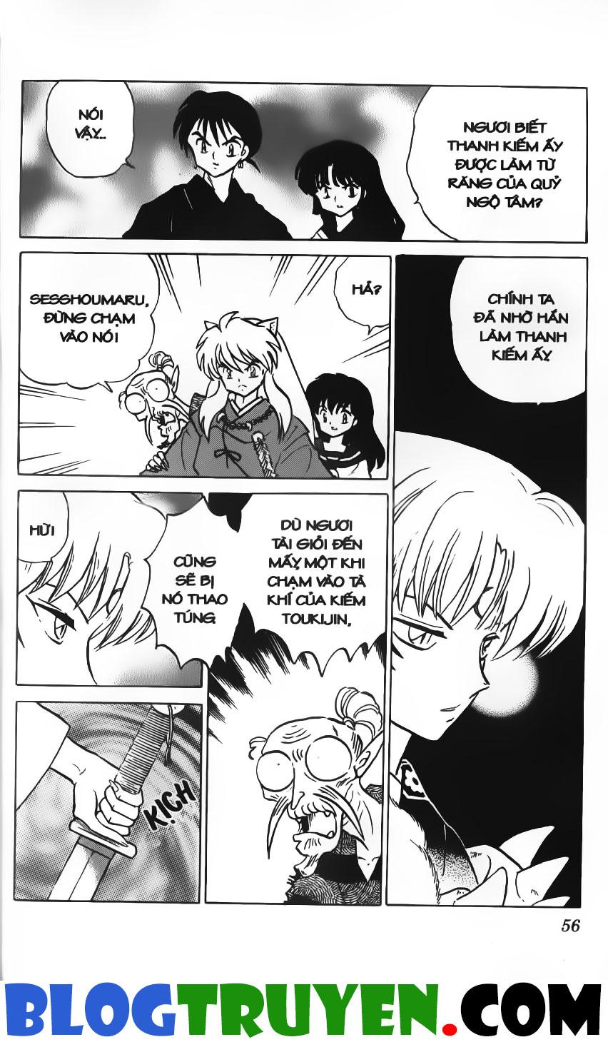 Inuyasha vol 17.3 trang 16