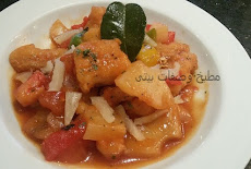 Thai fish sweet and sour sauce Recipe
