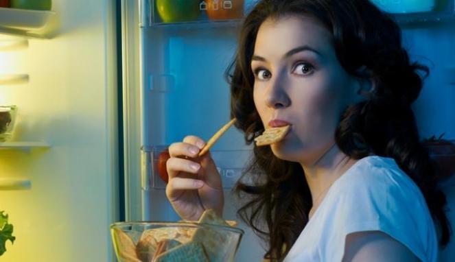 Makan Buru-buru Bisa Mengganggu Pencernaan di Perut Kita