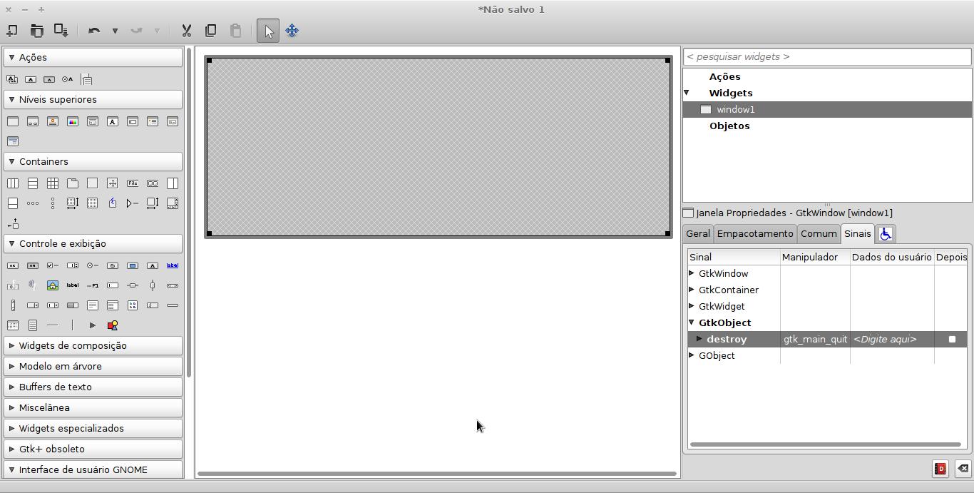 Source Code: Criando Interfaces Gráficas com Glade e Python