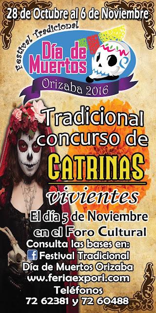 festival de día de muertos 2016