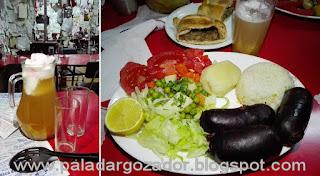 Rincon Canallas restaurante maremoto prietas