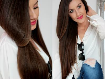 loreal preference wypadanie włosów