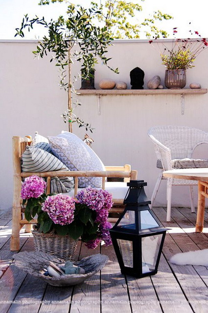 Ideas for decorating exteriors 9