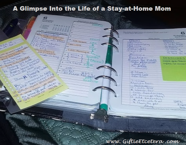stay-at-home, parenting, schedules