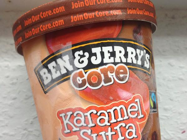 gibt es glutenfreies Eis von Ben & Jerry's?