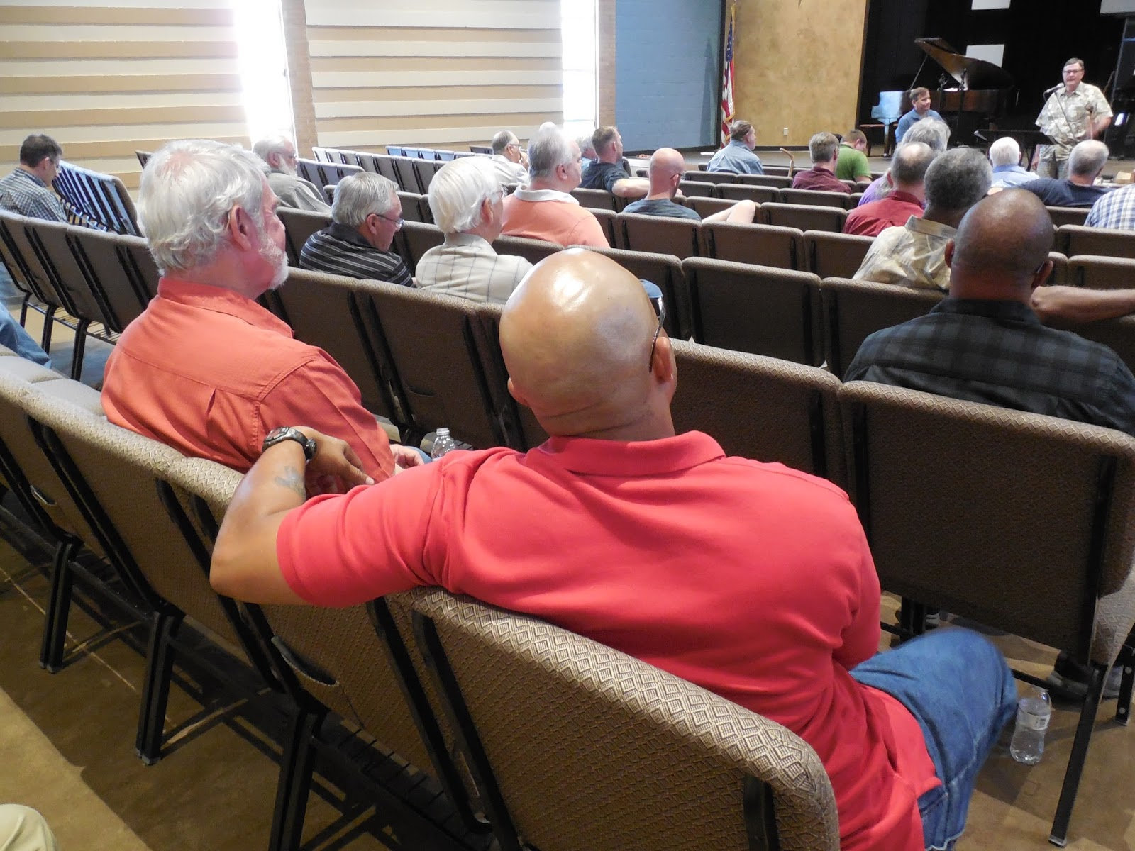 transform topeka men are enlisting in gods prayer army