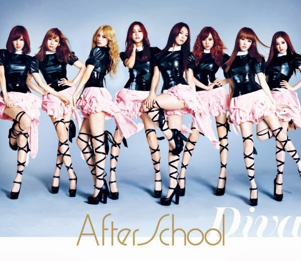[Single] After School – Diva (Japanese) [ALAC]