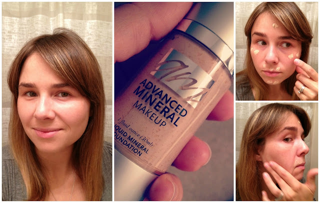 Advanced Liquid Mineral Makeup
