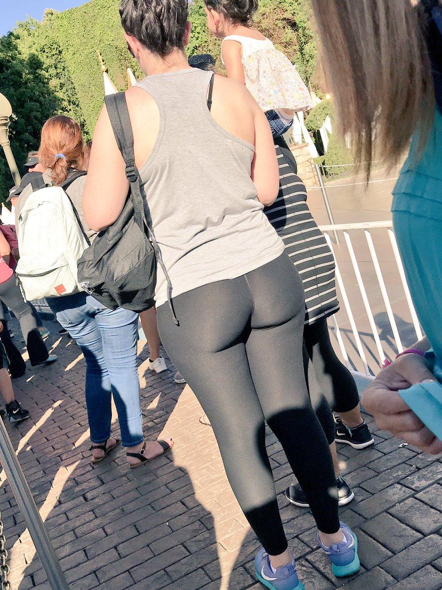 Culonas con leggins