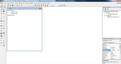 Pembuatan Sajian Dengan Treeview Visual Basic 6.0 (Vb6)