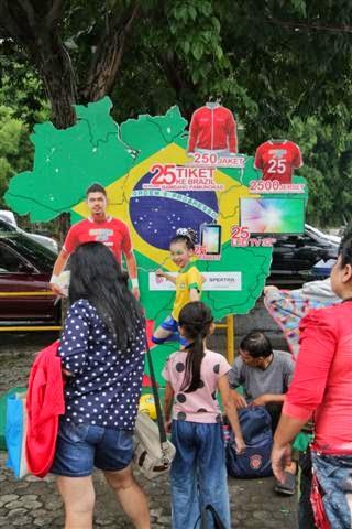 Tentang SAMBA Atau Sambut Brazil