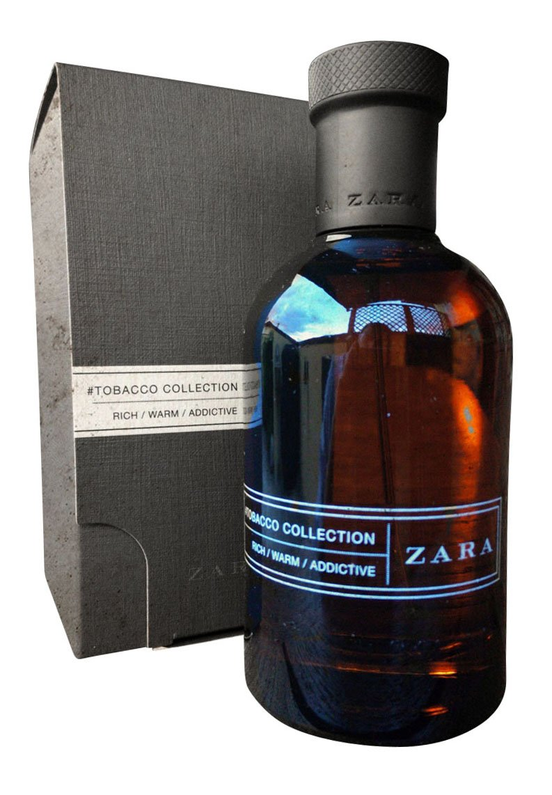 Brooklyn Fragrance Lover Zara Tobacco Collection Richwarm