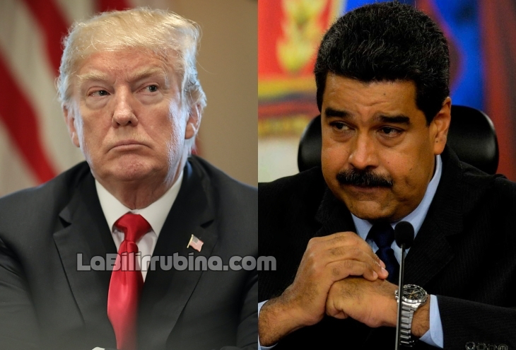 Nicolás Maduro Donald Trump