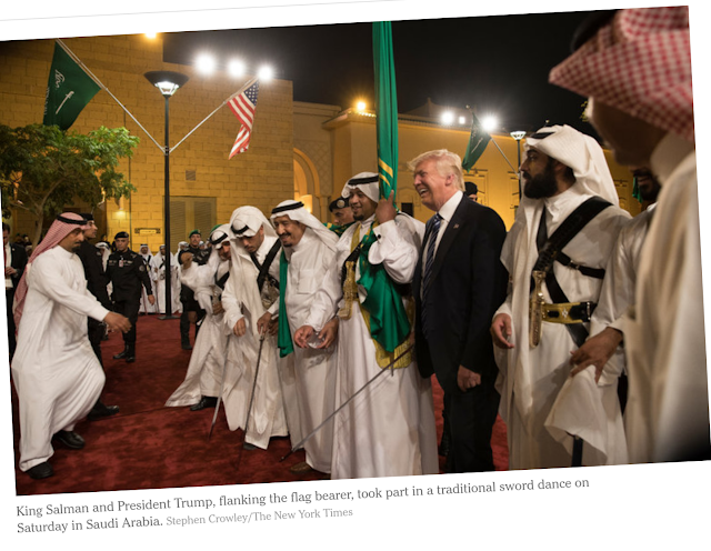 Trump summons Muslim nations to confront 'Islamic terror of all kinds'