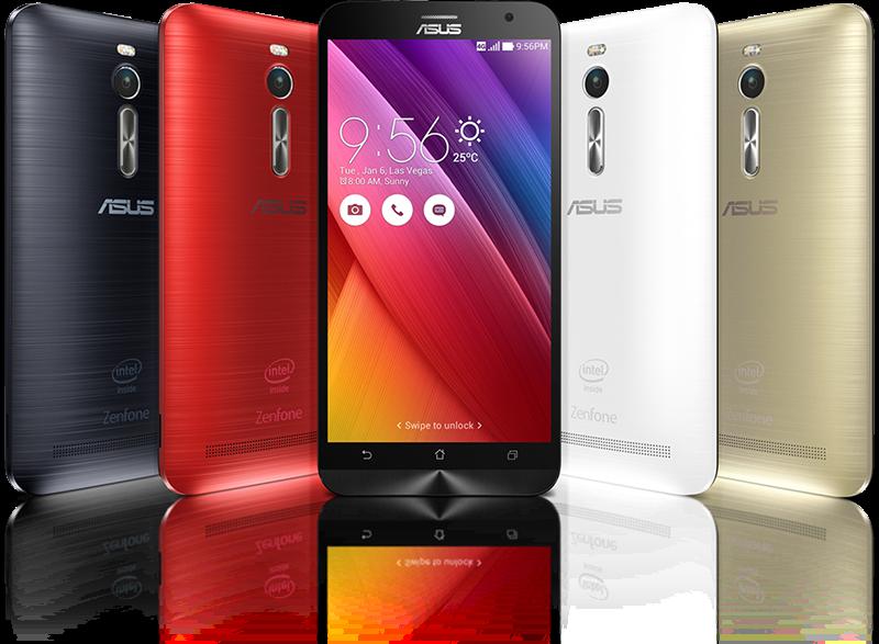 Review Asus 4 Smartphone ZenFone 2 Series
