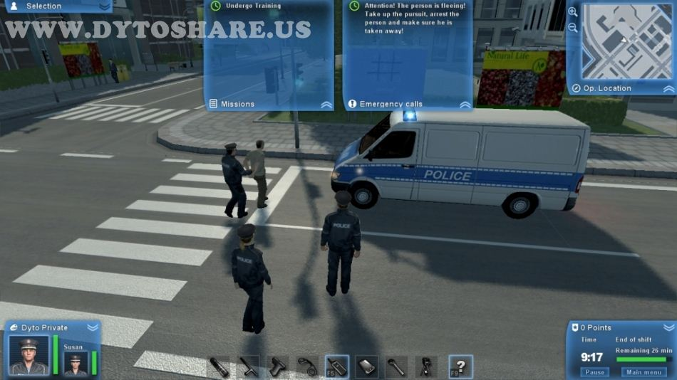 police force how to download
