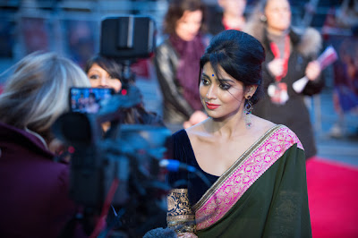 Bollywood celbs at 'Midnight's Children' Premiere at 56th BFI London Film Festival