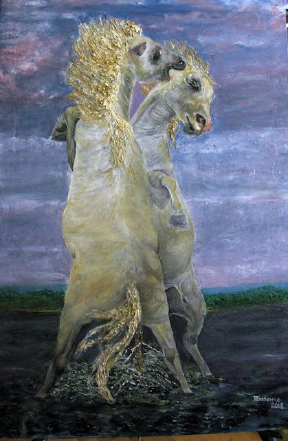 картина Виталия Бабенко