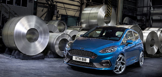 The next-gen Fiesta ST revealed!