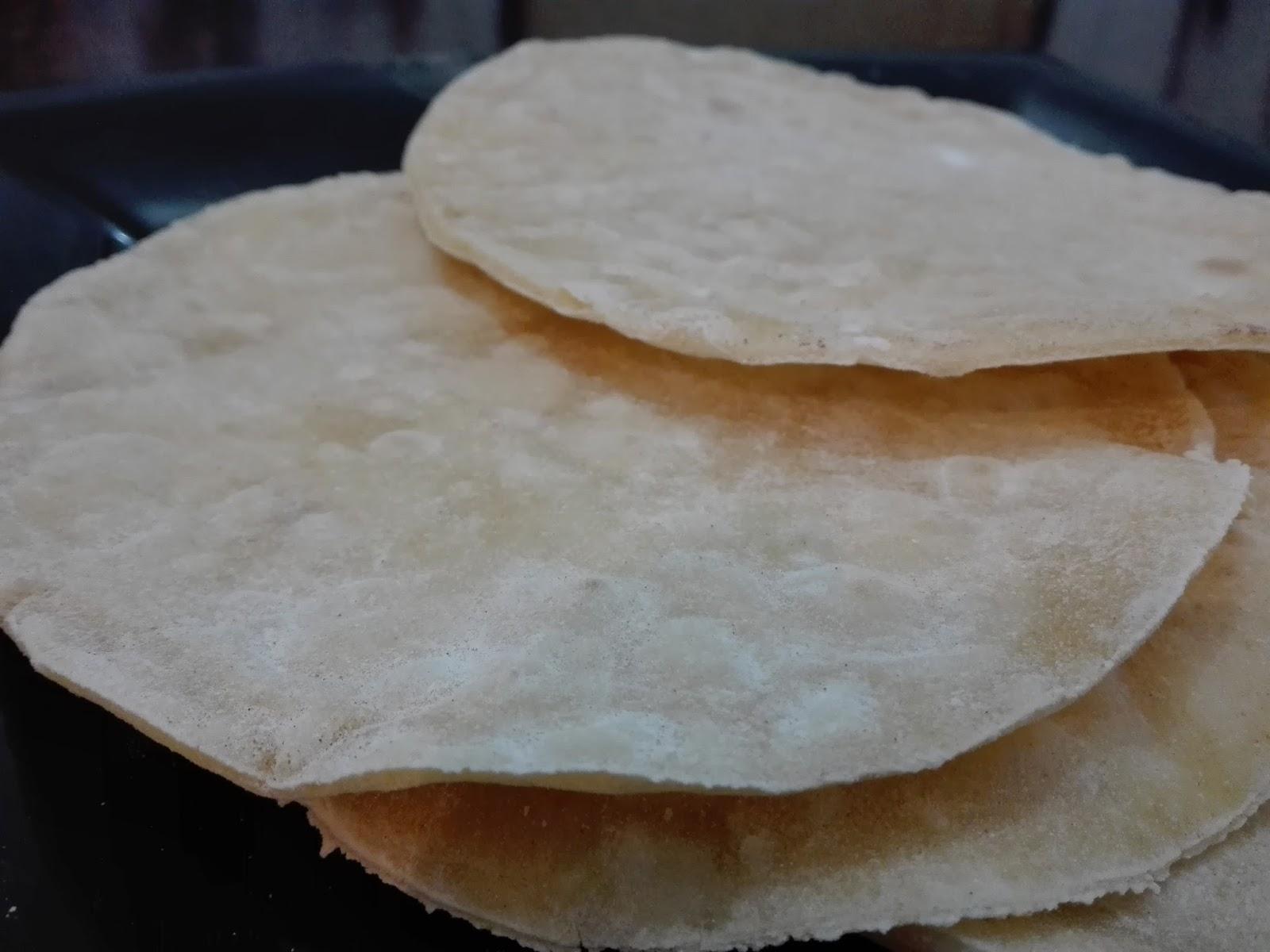 Tortillas libres de gluten para hacer tacos, burritos, fajitas y enchiladas