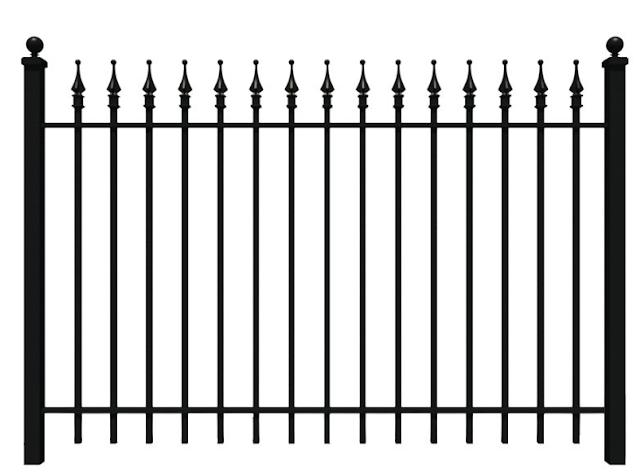 pagar besi minimalis yang bagus