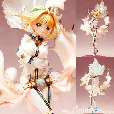 Figura Saber Bride Fate/EXTRA CCC