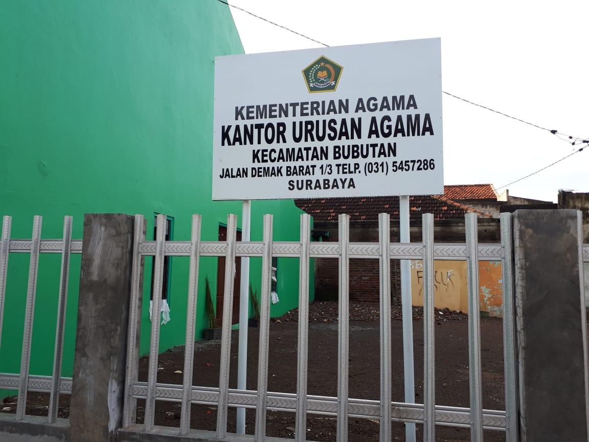 Kantor Urusan Agama Kua Karang Taruana Mahameru Rt 15