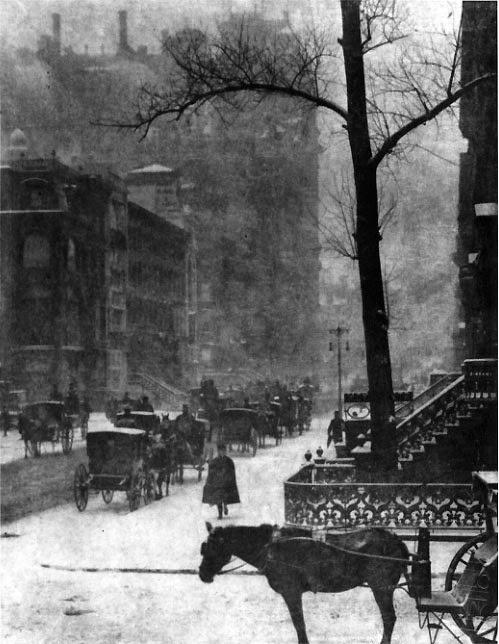 Foto de Alfred Stieglitz