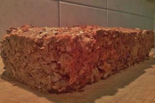 Chleb z ziaren bezglutenowy