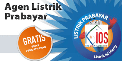 Harga Pulsa Listrik Prabayar Kios Pulsa