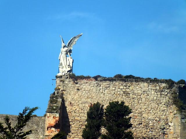 cementerio histórico de Comillas