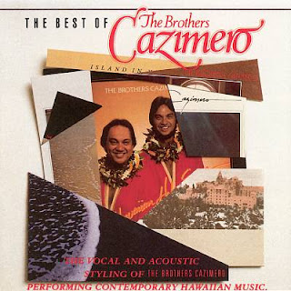 The Best of The Brothers Cazimero Hawaiian Music CD