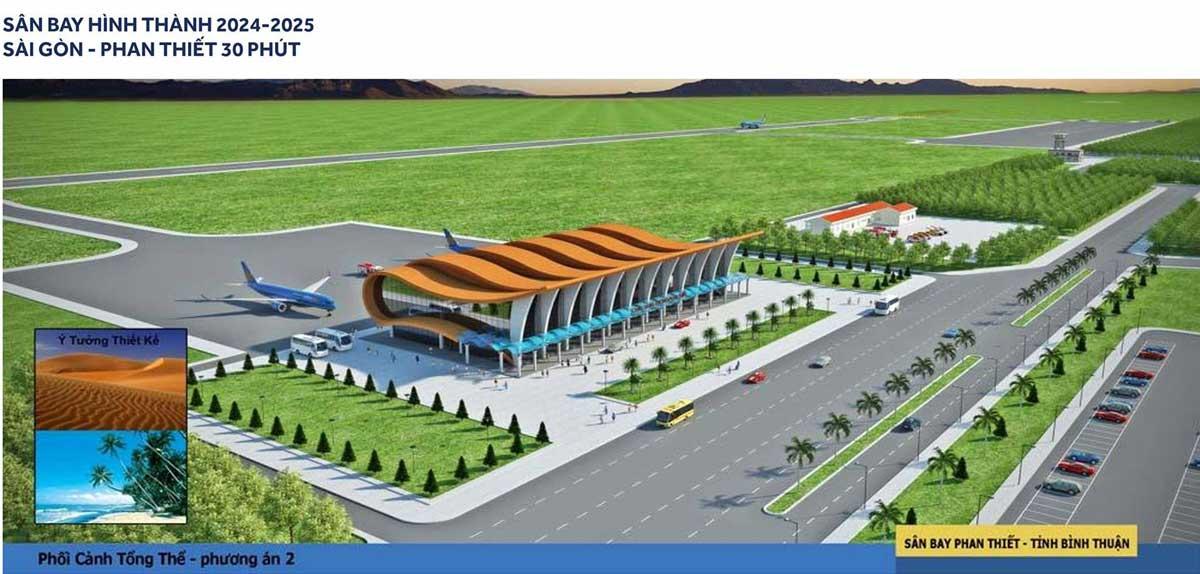Dự án sân bay Mũi Né